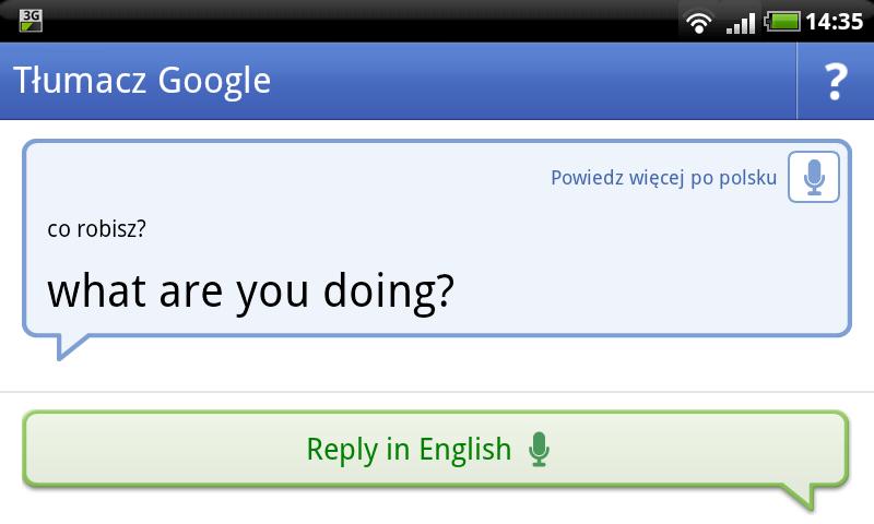 Android-Tlumacz-Google