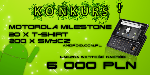 konkurs android